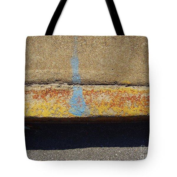 Curb Tote Bag by Flavia Westerwelle