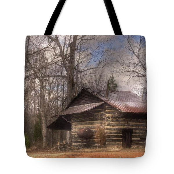 Tote Bag featuring the photograph Curing Time by Benanne Stiens