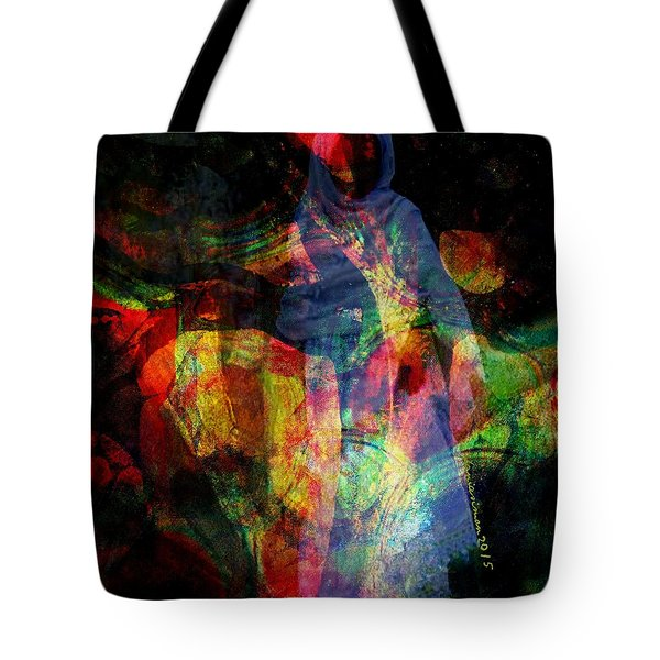 Curious Spirit Tote Bag by Fania Simon