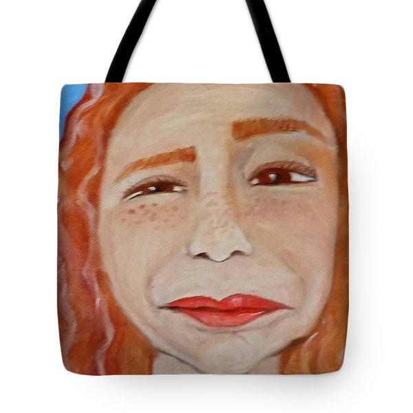 Curiously Questionable  Tote Bag by Carol Duarte