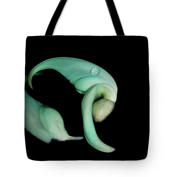 Curled Together Tote Bag