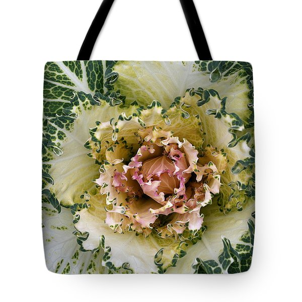 Curly To The Core Tote Bag
