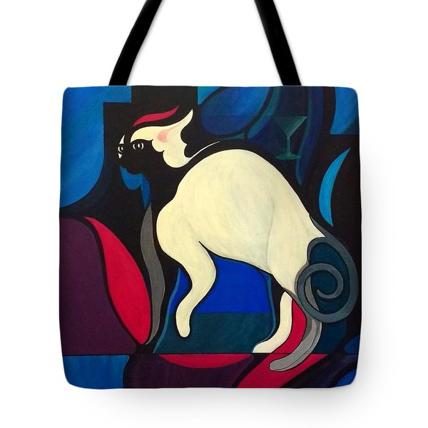 Pyewhacket Tote Bag