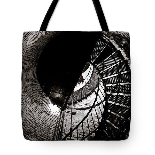 Currituck Spiral II Tote Bag