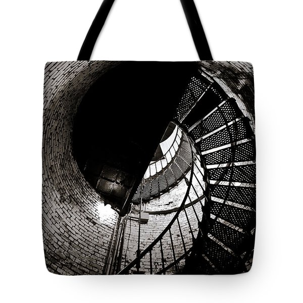 Currituck Spiral II Tote Bag