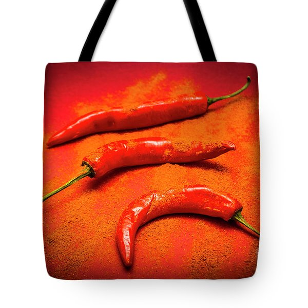 Curry Shop Art Tote Bag