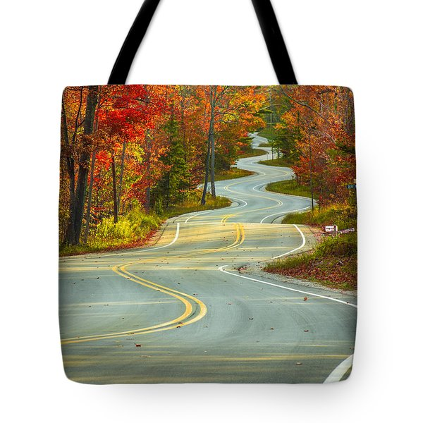 Curvaceous Tote Bag by Bill Pevlor