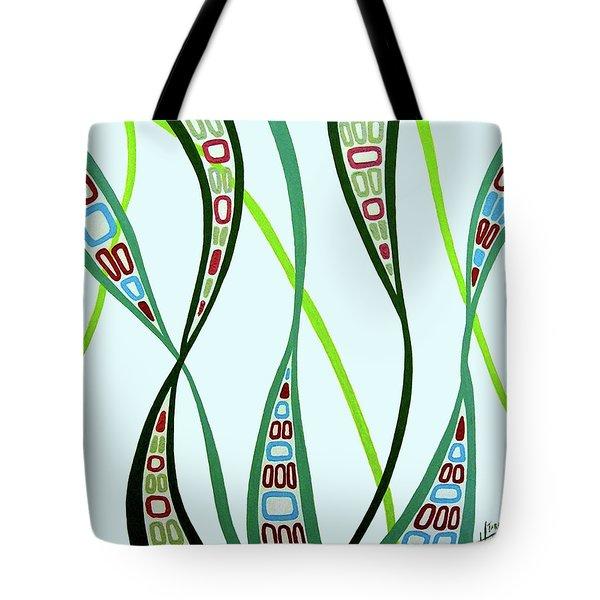Curvaceous Tote Bag