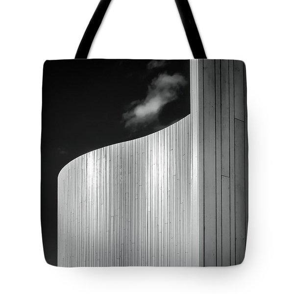 Curve Four Tote Bag