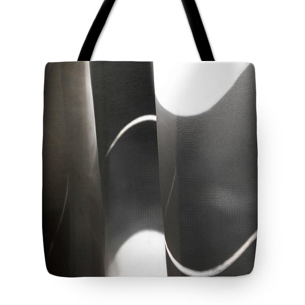 Curve Over Curve - Tote Bag
