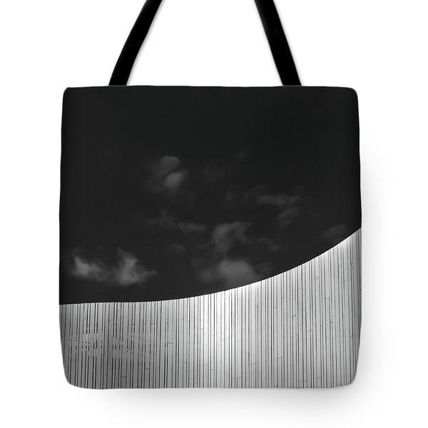 Curve Two Tote Bag