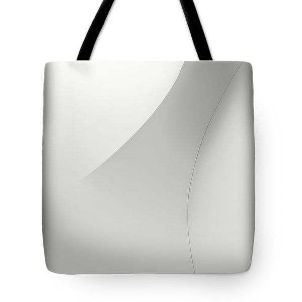 Curved Lines 1 Tote Bag