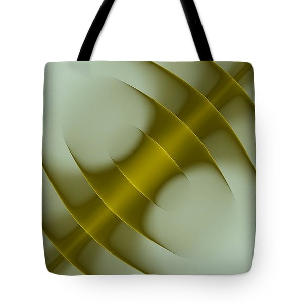 Curves Abstract 003 Tote Bag