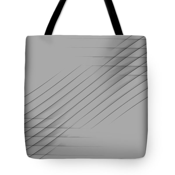 Curves Abstract 010 Tote Bag