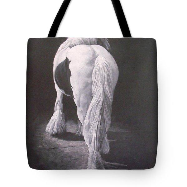 Curves-milltown Fair Tote Bag by Pauline Sharp