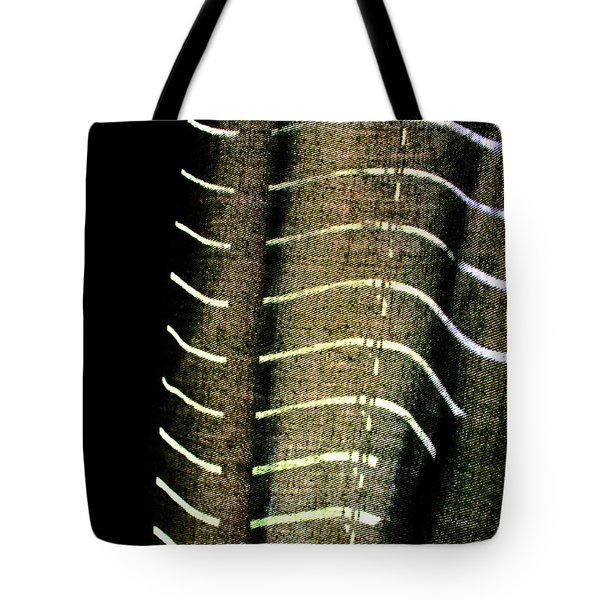 Tote Bag featuring the photograph Curvilinear by Todd Blanchard