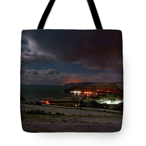 Cushendun By Night Tote Bag