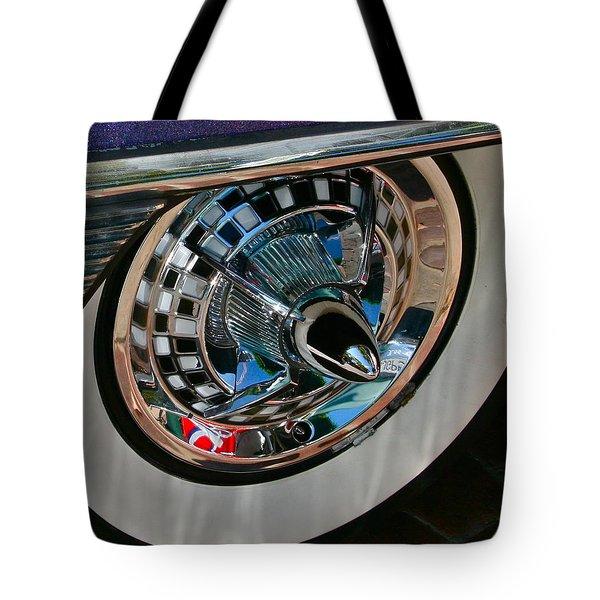 Custom Roulette Tote Bag by Gwyn Newcombe