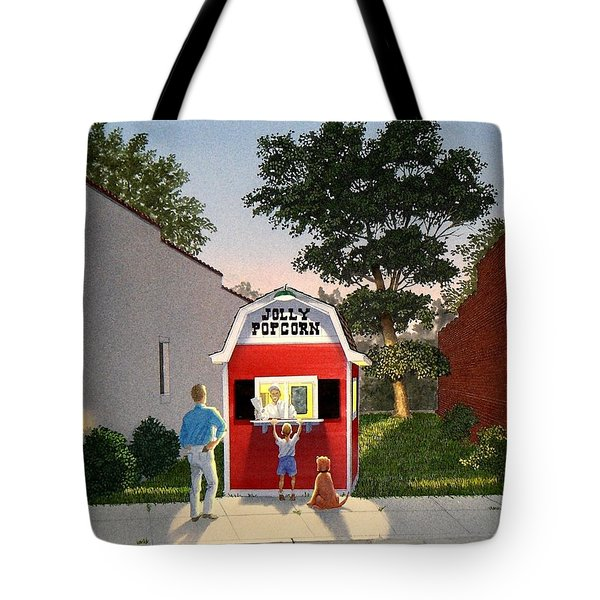 Customers' Last Stand Tote Bag