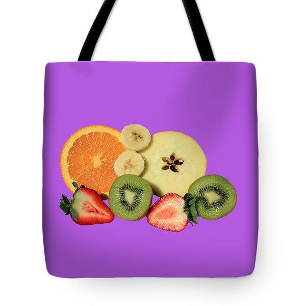 Cut Fruit Tote Bag