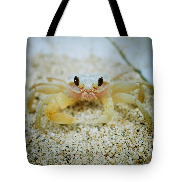 Cute Crab Tote Bag