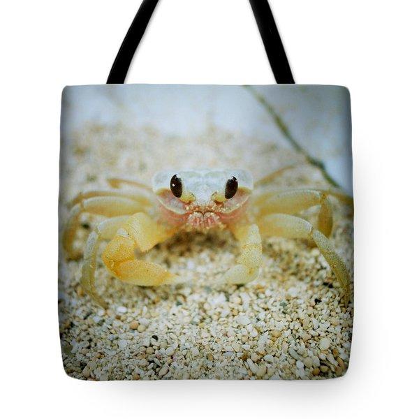 Cute Crab Tote Bag