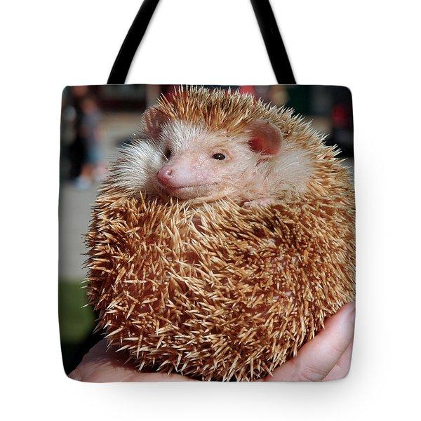 Cute Little Hedge Ball Tote Bag