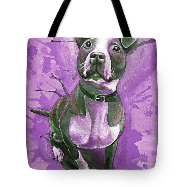 Cute Puppy Tote Bag