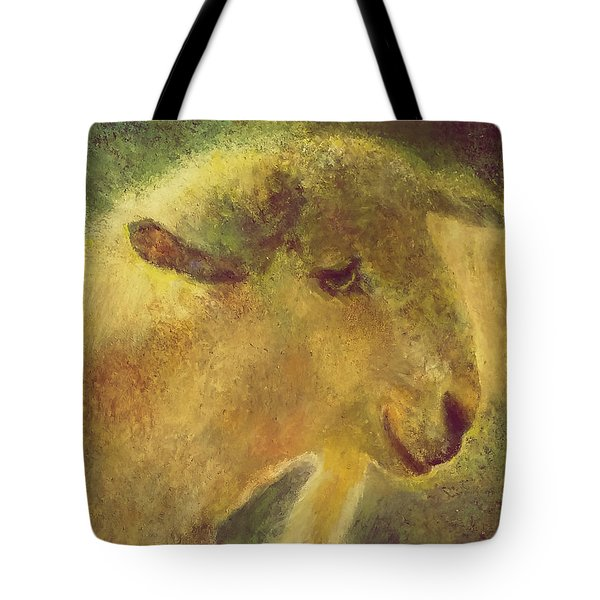 Cute Sheep Tote Bag