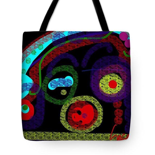 Cutie Petutie Tote Bag