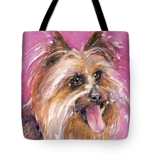 Cutie Pie Tote Bag by Judith Levins