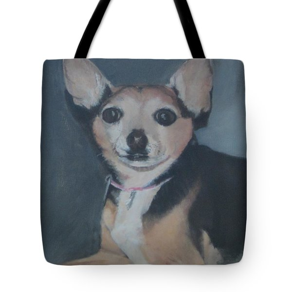 Cutie Pie Tote Bag