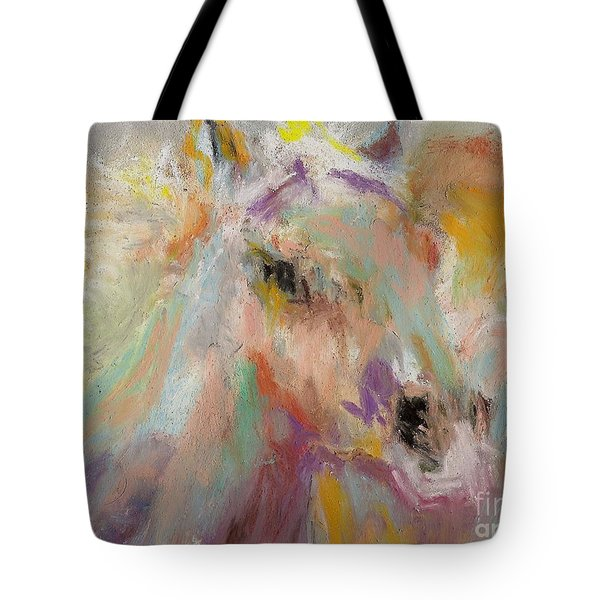 Cutting Loose Tote Bag by Frances Marino