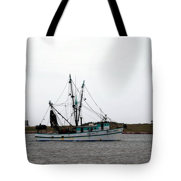 Cutty Shark Tote Bag