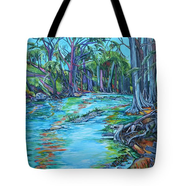Cw Ranch Tote Bag
