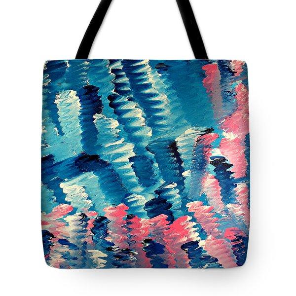 Cy Lantyca 36 Tote Bag