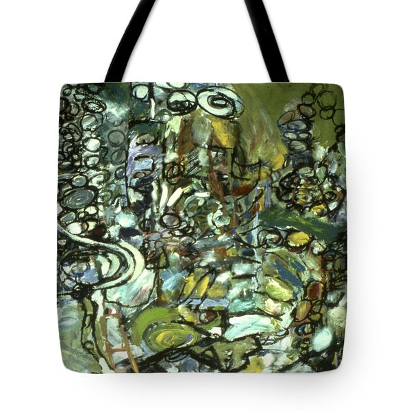 Cycles And Breaks Tote Bag