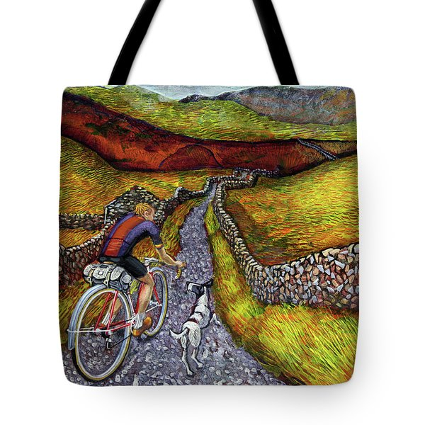 Lancashire Lanes II Tote Bag
