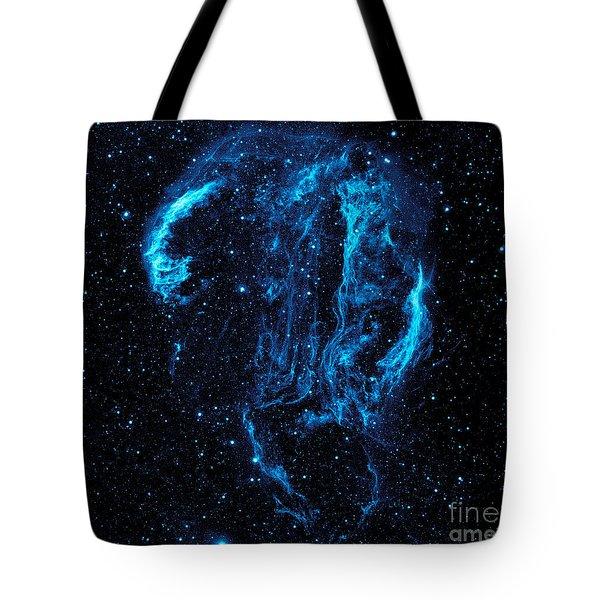 Cygnus Loop Nebula Uv Tote Bag