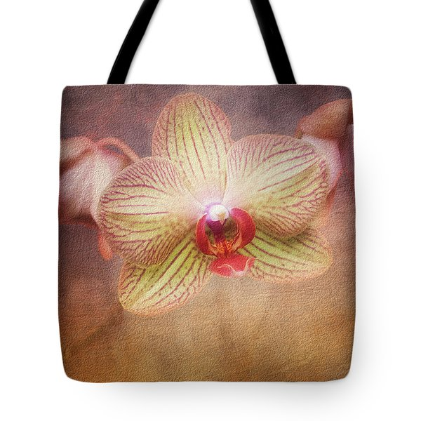 Cymbidium Orchid Tote Bag