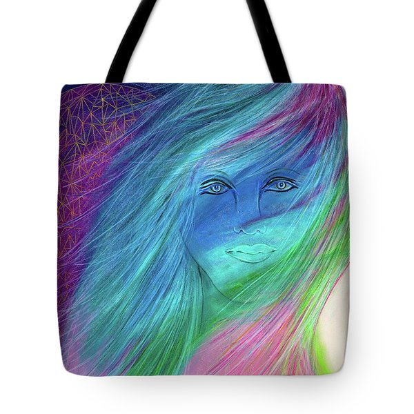 Cyndi 5th Dimension Tote Bag