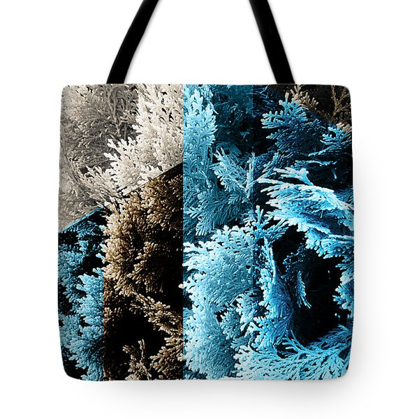 Cypress Branches No.3 Tote Bag