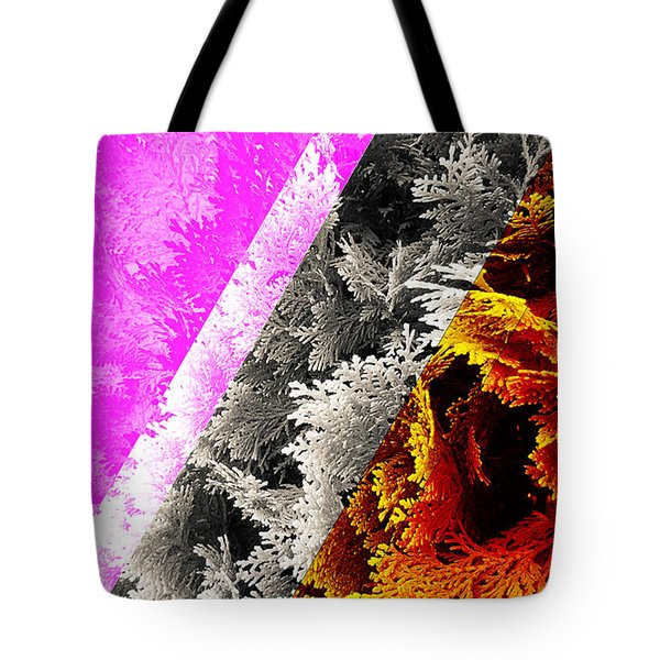 Cypress Branches No.4 Tote Bag