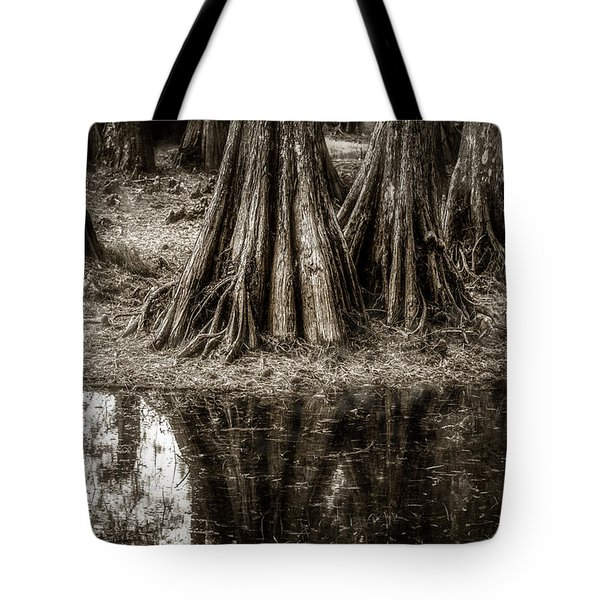 Cypress Island Tote Bag