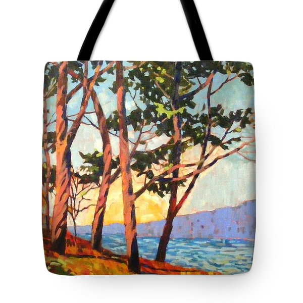 Cypress Light Tote Bag
