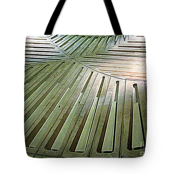 D C Metro 3 Tote Bag by Randall Weidner