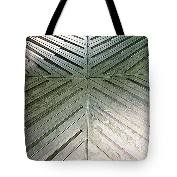 D C Metro 5 Tote Bag by Randall Weidner
