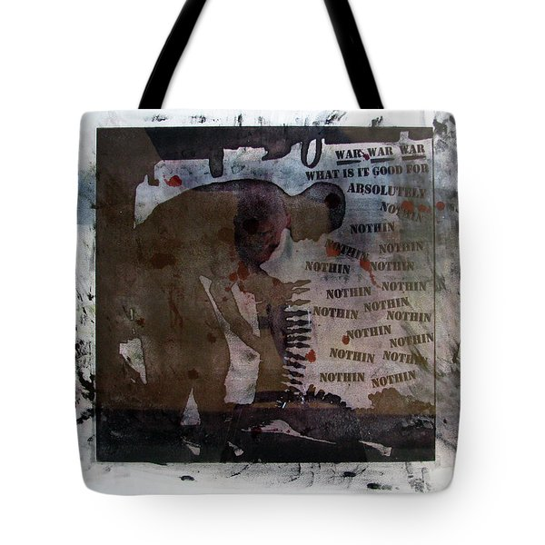 D U Rounds Project, Print 1 Tote Bag