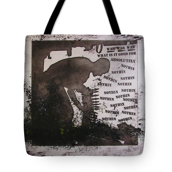 D U Rounds Project, Print 13 Tote Bag