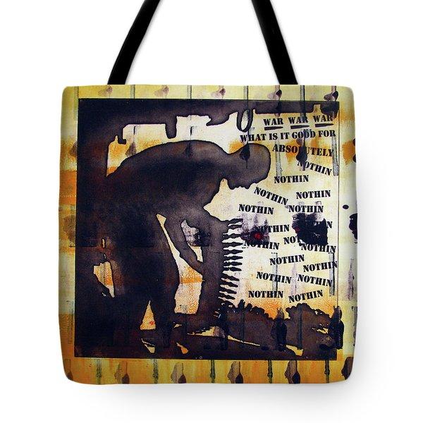 D U Rounds Project, Print 14 Tote Bag